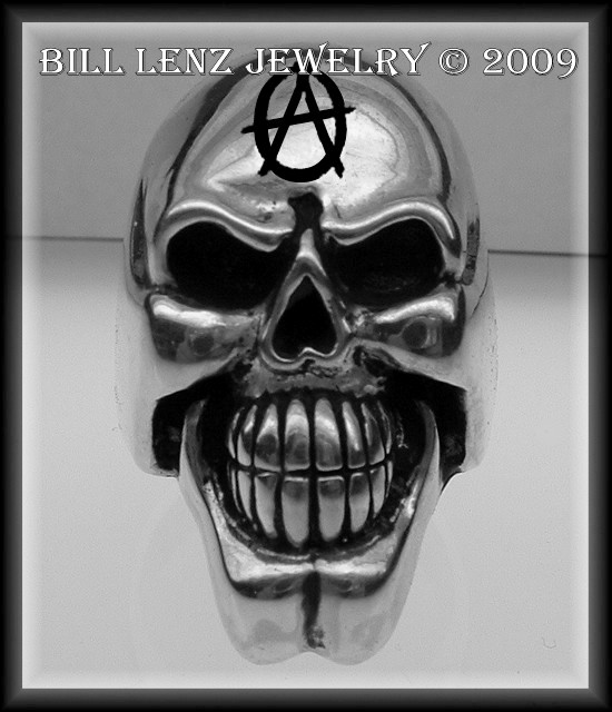 Sons Of Anarchy Tattoo Images: Anarchy Skull Anarchy Skull .