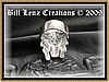 Bill Lenz Indian Skull Crest