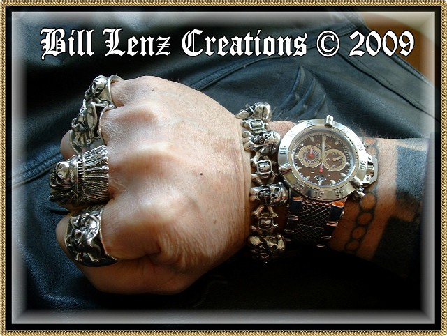 Bill Lenz Big Silver Power